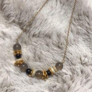 Gorjana beaded necklace